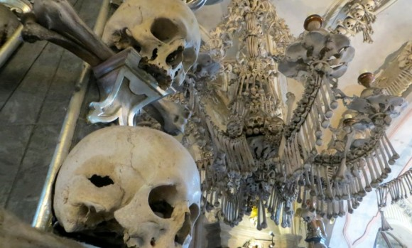 Travel Stories: The Bone Church in Kutná Hora