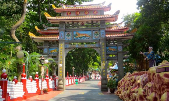 Haw Par Villa is my favorite thing in Singapore